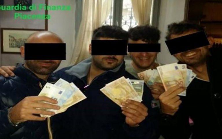 piacenza carabinieri caserma sequestrata
