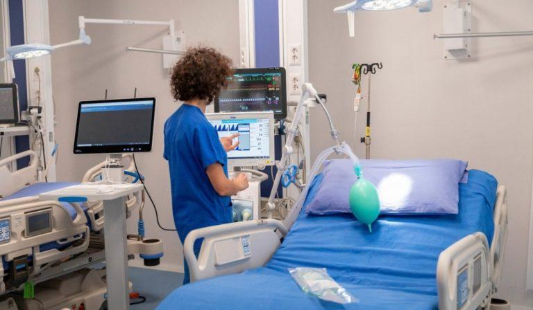 Piemonte, si svuotano i letti di terapia intensiva dopo il coronavirus