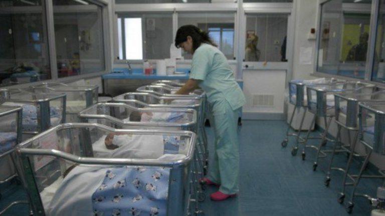 Record negativo di nascite