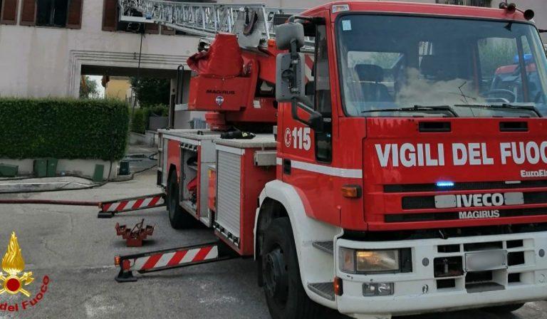 Roma, esplosa caldaia in hotel: tre feriti