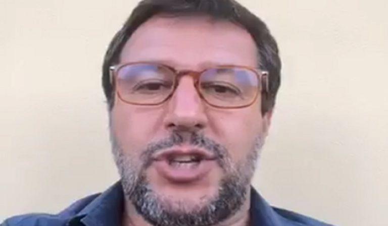 Salvini a Mondragone, messaggio per i contestatori