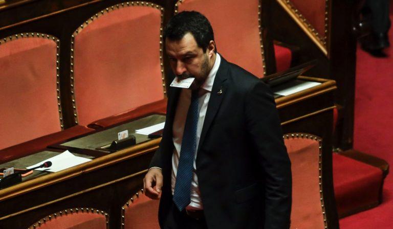 Salvini contro l'Ue sul Recovery Fund
