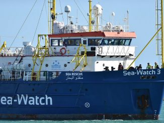 Sea Watch fermo amministrativo