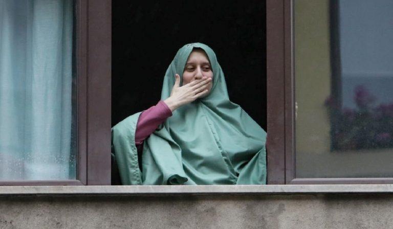 """Silvia Romano: """"Conversione all'Islam come cammino spirituale"""""""