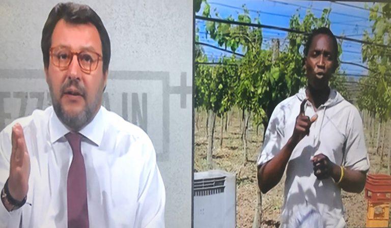 Soumahoro vs Salvini