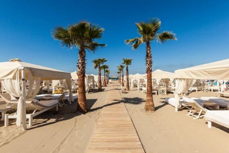 Spiagge esclusive in Italia
