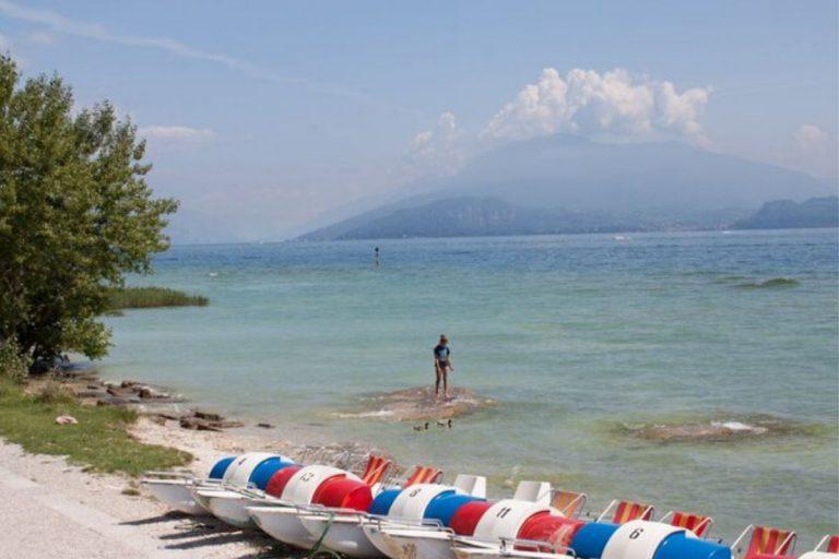 spiaggia giamaica sirmione