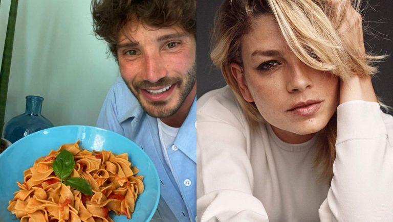 Stefano De Martino e Emma Marrone
