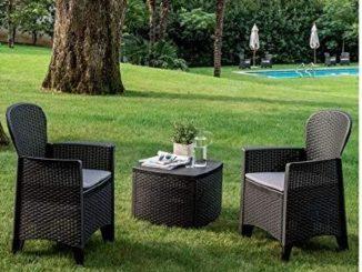 tavolini da giardino
