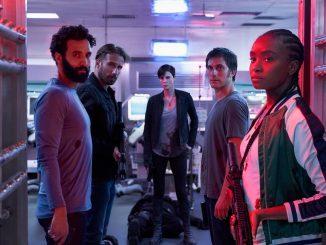 The old guard, cast, trama e recensione del nuovo film Netflix