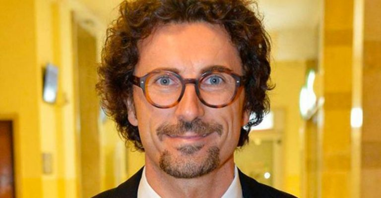 L'ex ministro Danilo Toninelli