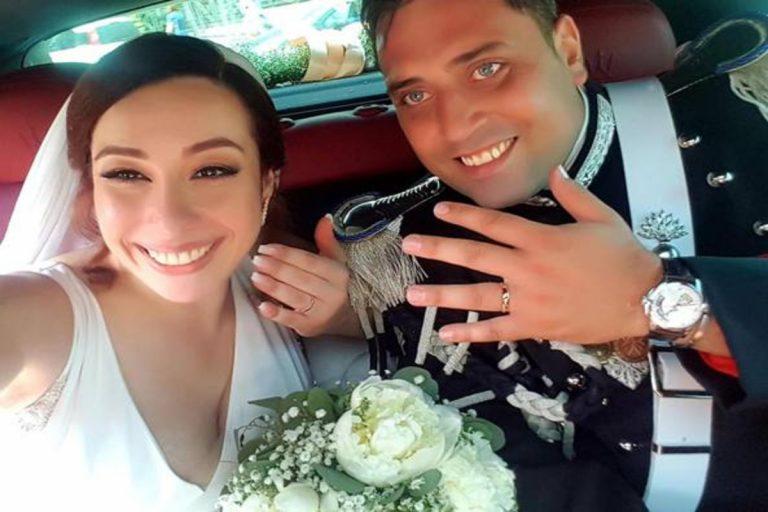 La moglie di Mario Cerciello Rega