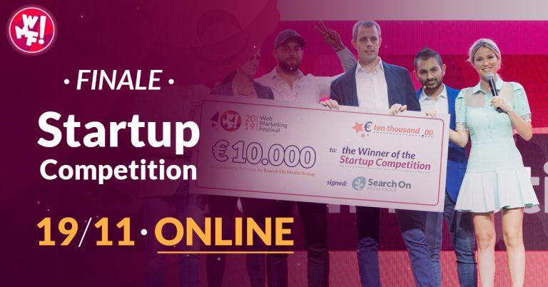 WMF startup finale