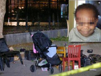 new york bimbo morto 1 anno