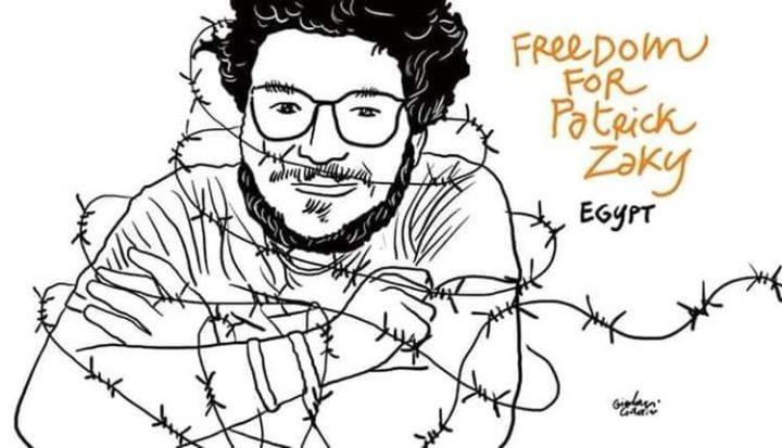 Libertà per Patrick Zaky