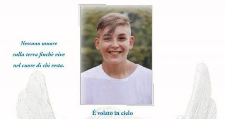 15enne morto per un malore a treviso