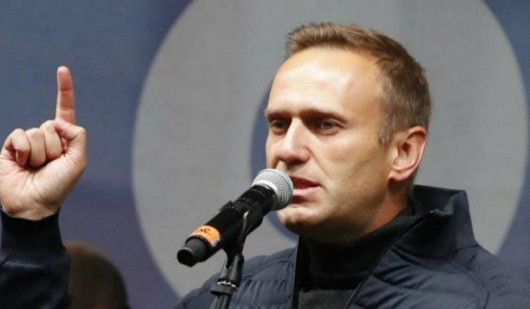 alexei navalny avvelenato