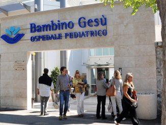 Doppio trapianto di fegato a Roma, in pediatria