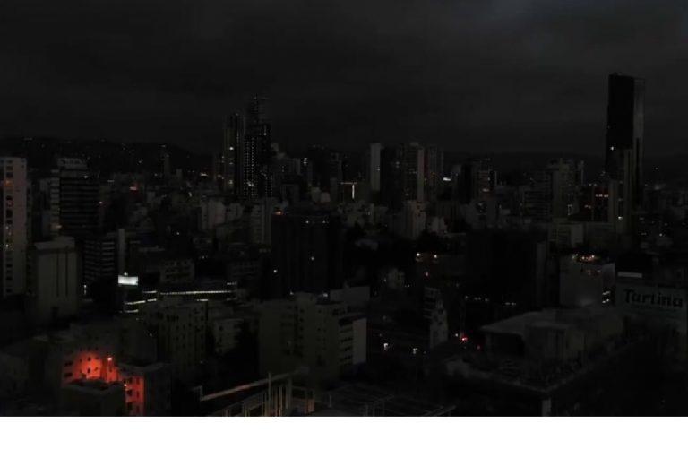 Beirut elettricità