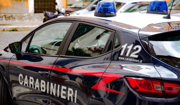 Carabiniere massacrato