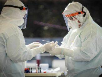 Positivo al Coronavirus a Capodichino