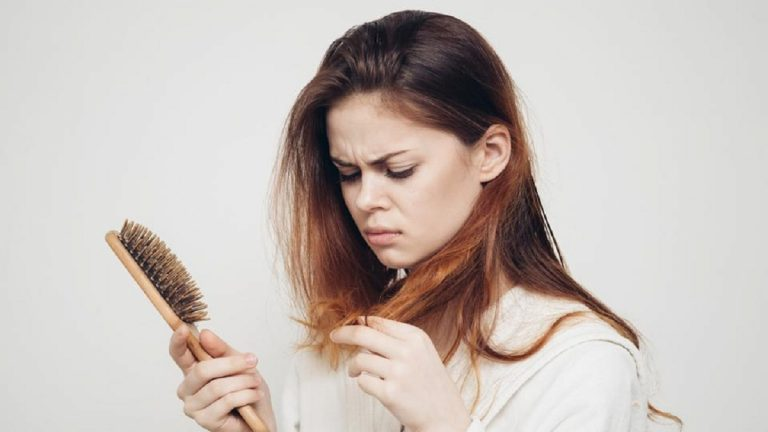 coronavirus caduta capelli