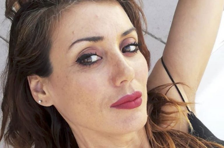 Daniela Martani mascherina