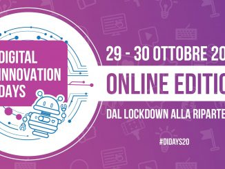 Digital Innovation Days 2020, dal lockdown alla ripartenza