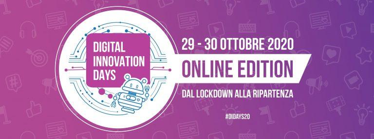 digital innovation days 2020 768x285