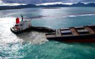 disastro petroliera Mauritius