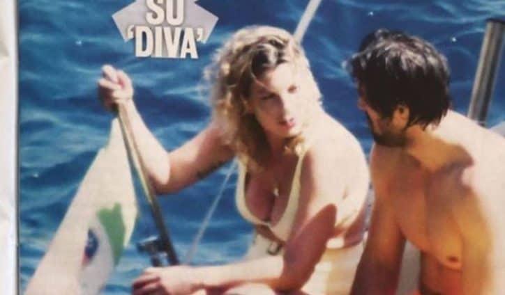 Vacanze in barca per Emma e Nikolai