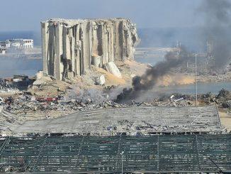 esplosione beirut nave