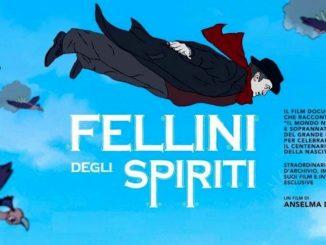 Fellini degli spiriti: trailer e recensione del documentario al cinema