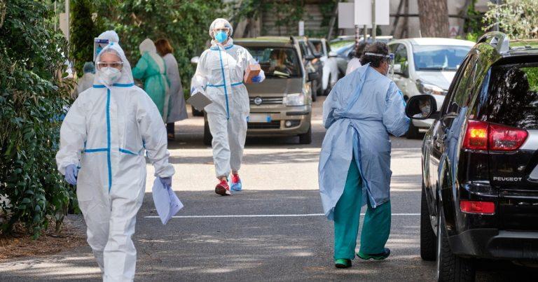 Focolai di Coronavirus in Italia