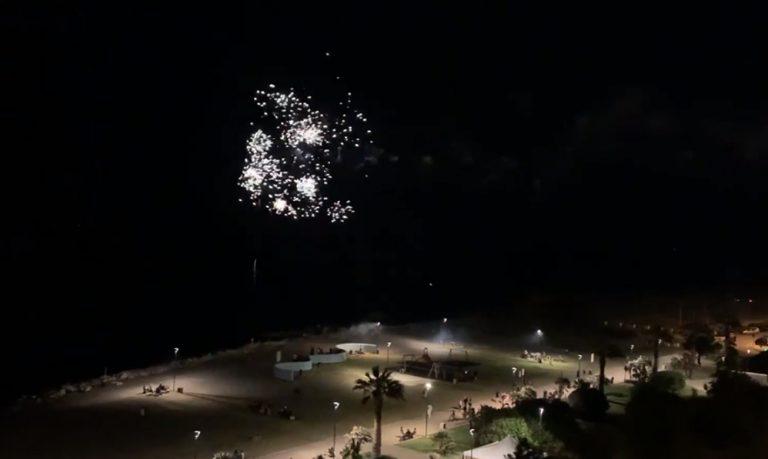 Il mistero dei fuochi d'artificio a Bari, forse messaggi tra criminali