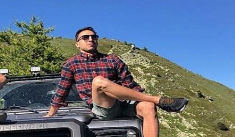 Incidente Castelmagno Marco Appendino
