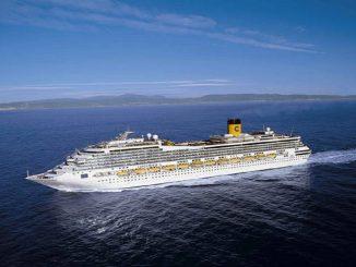 marittimi positivi navi costa