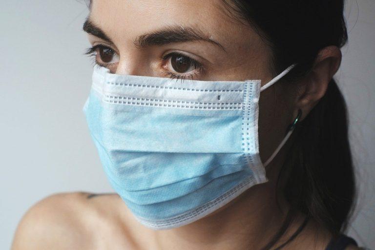 mascherine non riducono consumo di ossigeno