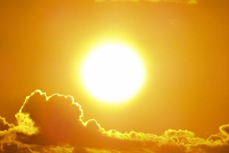 meteo weekend caldo