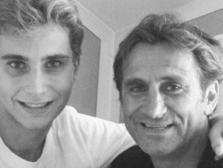 Niccolò e Alex Zanardi