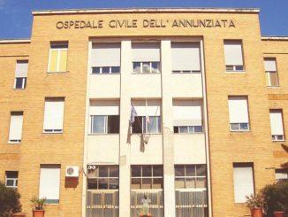 L'Ospedale Civile 'Annunziata' di Cosenza