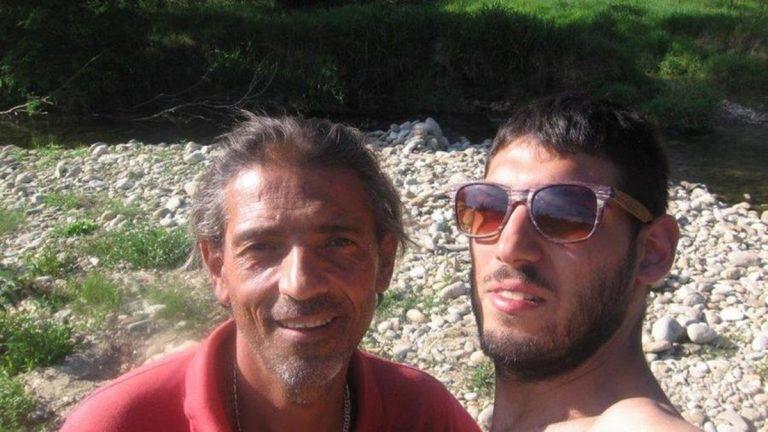 padre e figlio overdose droga