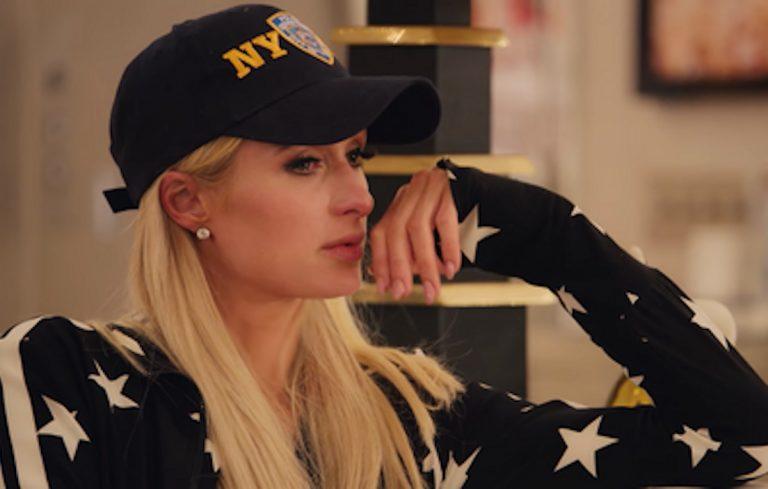 Paris Hilton trauma