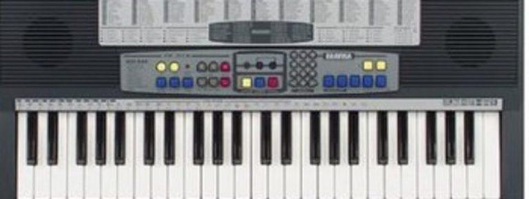 pianole elettriche