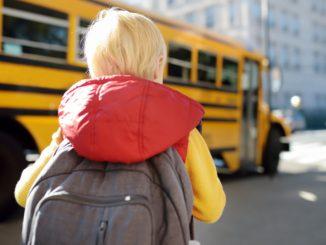Nuove norme distanziamento sugli scuolabus