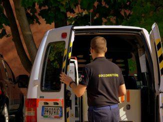 Soccorritore ambulanza