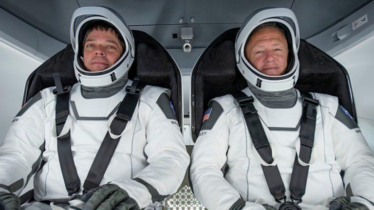 spacex ammaraggio