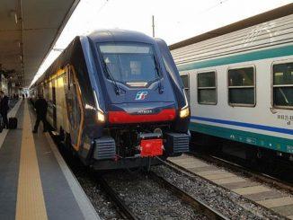 treni emilia romagna capienza