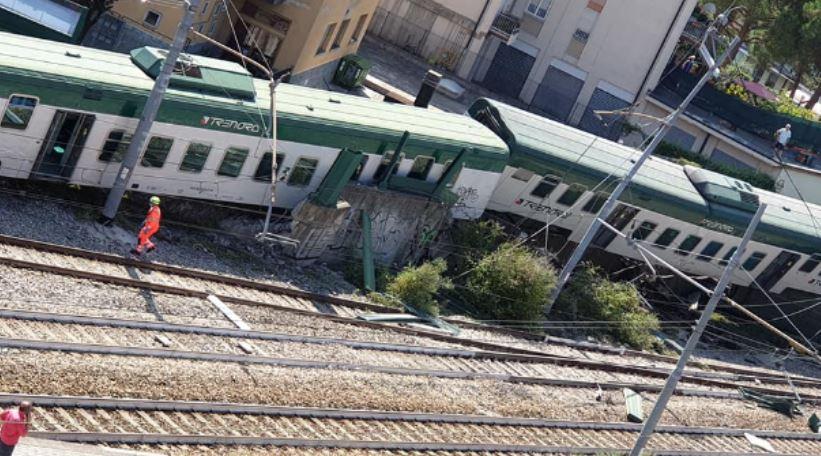 Treno Carnate