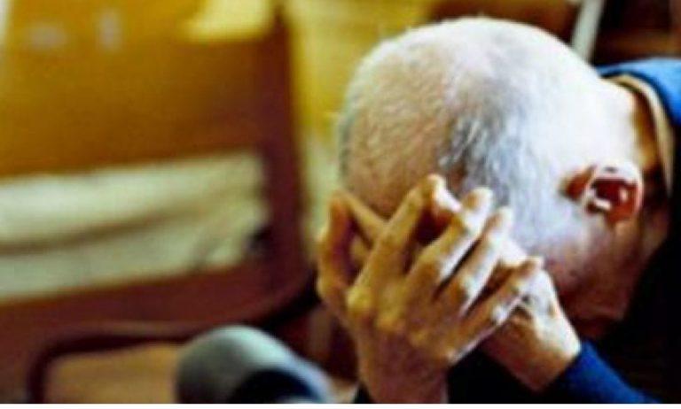 Violenze anziano badante